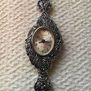 Vintage women's Rumors silver watch